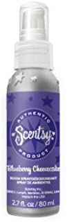 Scentsy Blueberry Cheesecake Room Spray
