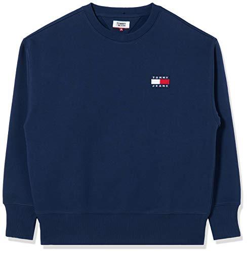 Tommy Jeans Herren Sweatshirt Marine (52) M