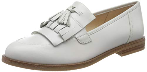 Caprice Damen Giggi Slipper, Weiß (White Nappa 102), 40 EU