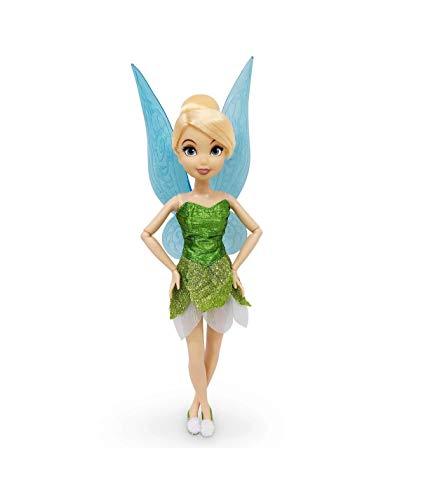 DS Disney Originale Bambola Trilly Peter Pan Fata Polvere Magica Trilli Disney Autentica