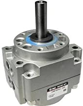 SMC CRB1BW63-90S-XN - SMC CRB1BW63-90S-XN Rotary Single Vane Pneumatic Rotary Actuator, Double Shaft, 63mm Body, Type: Rotary Single Vane