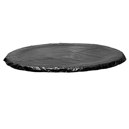 Cubierta Protectora Trampolín Trampolín Redondo De Tiempo Cubierta Impermeable con Malla De Drenaje para Un Trampolín Aire Libre 3.05m