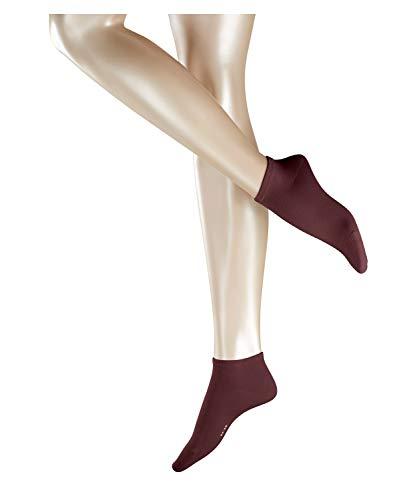 ESPRIT Damen Uni 2-Pack W SN Hausschuh-Socken, Rot (Shadow Red 8138), 35-38 (2er Pack)