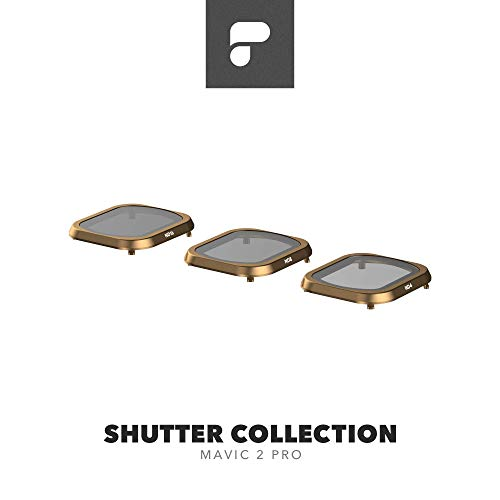 PolarPro Shutter Collection (ND4, ND8, ND16 Mavic 2 Filter) für DJI Mavic 2 Pro