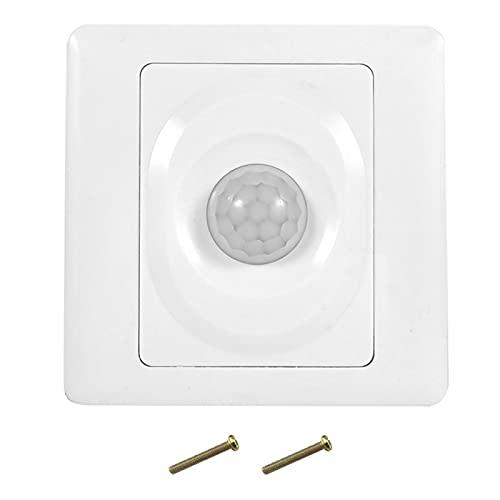 Práctico Interruptor de Sensor de Movimiento Corporal para lámpara LED
