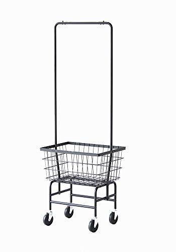 ANH-2738BK 【 カートハンガー 】 アンセム 【 anthem Cart Hanger 】 アンセムシリーズ 洋服掛け ワゴン 幅57cm