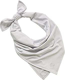Coolibar UPF 50+ Men's Women's Performance Sun Bandana - Sun Protective