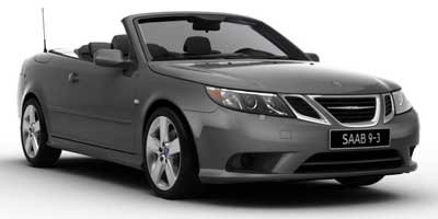 ... 2012 Saab 9-3 Griffin, 2-Door Convertible Automatic Transmission Front Wheel Drive