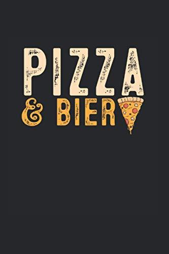 Pizza und Bier Fußball Basketball Sport Event: Kalorien Tracker Nutrition Kalender Tracker Notizbuch A5 120 Seiten