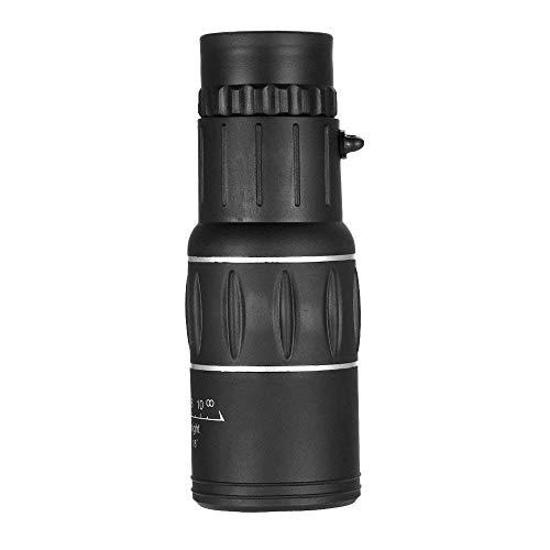 ZOUQILAI Télescope monoculaire Portable 16x52 Double Foyer portée extérieure monoculaire Portable Haute Puissance pour Le Camping ornithologie