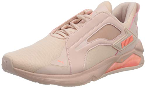 PUMA LQDCELL Method Pearl WN'S, Zapatillas de Gimnasio Mujer, Naranja (Peachskin/Nrgy Peach),...