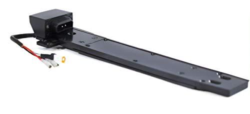 Bafang batterijhouder voor Gazelle e-bikes 36 cm zwart