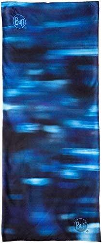 [バフ] 多機能 ヘッドウェア ネックカバー UVカット ストレッチ 透湿 速乾 抗菌防臭 使い方10通り以上 ORIGINAL [ユニセックス] [日本正規品] 334916:SHADING BLUE EU F (FREE サイズ)