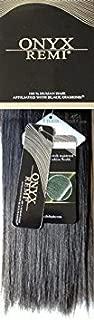 Onyx Remi Yaki 100% Remi Human Hair (10