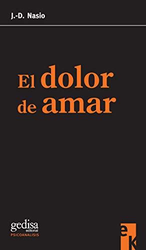El dolor de amar (Econobook) (Spanish Edition)