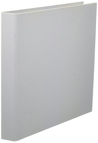 Zutter 7564 8 by 8-Inch Flat Spine Cover-all for 3/4-Inch Owire, White