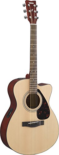 Yamaha FSX Folk Acoustic Guitar, Natural finish