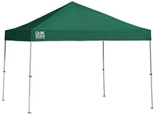 Quik Shade Weekender Elite 10 x 10 ft. Straight Leg Canopy, Green