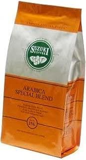 Suzuki Coffee Arabica Special Blend Medium-dark Roast Pleasantly Smooth and Aromatic From Arabica with Well-balanced Body 245 G