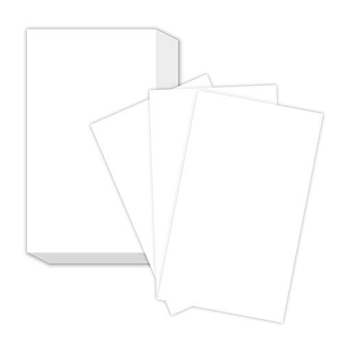 Menu Cards - 8 1/2 x 14