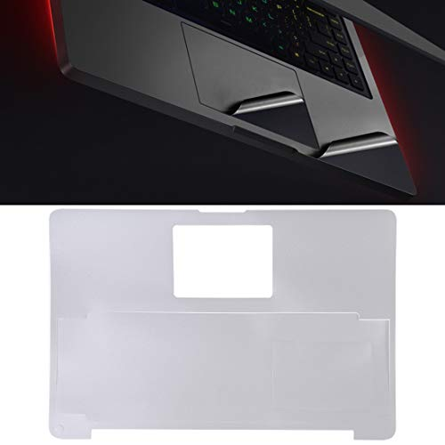 ZENGMING Phone Case Palm & Trackpad Protector Full Sticker for MacBook Pro 15 (A1286) (Color : Silver)