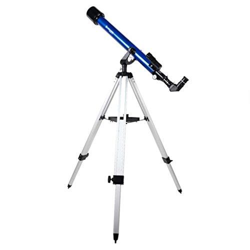 RUIRUI astronomische telescoop 60 mm apertur & 800 mm brandpuntsafstand draagbare telescoop met verstelbaar statief en zoekerkijker 225X refractor voor beginners en kinderen