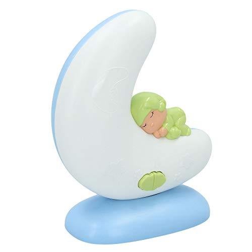ColorBaby - Lámpara musical infantil con melodías por bluetooth c'baby sweet (43528)