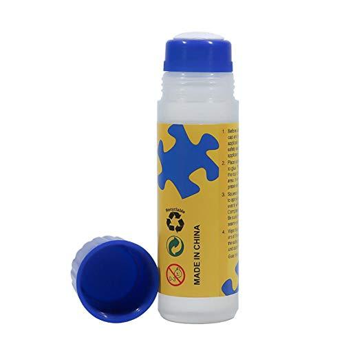 Lijm Met Een Sponskop 1000 Stukjes Puzzel Vaste Speciale Transparante Vloeibare Lijm 120ml (2psc)