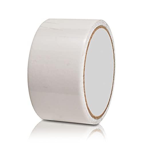 5m x 5 cm Transparent Tent Repair Tape,Repair Tape Seal Strip Repair Patches, Awning Repair Tape, Patch Tape Waterproof Sealing Tape for Tent, Awning,Pipe Leak Repair