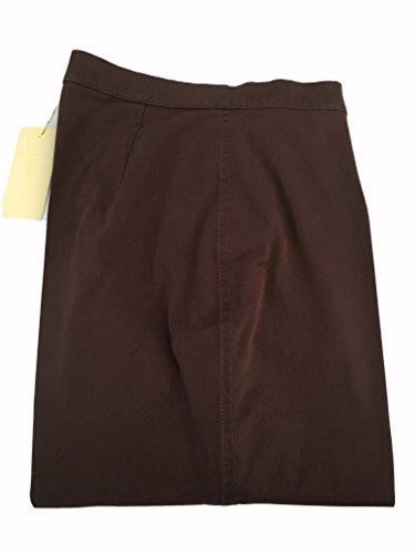 LUISA VIOLA Pantalone Donna Prugna 97% Cotone 3% Elastan (45-54)