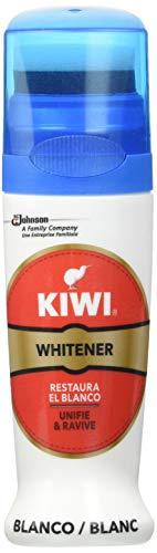 Kiwi Whitener - Autoaplicador sport blanco, 75 ml