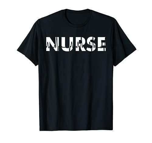 Heartbeat Nurse, Nurse Life T-Shirt