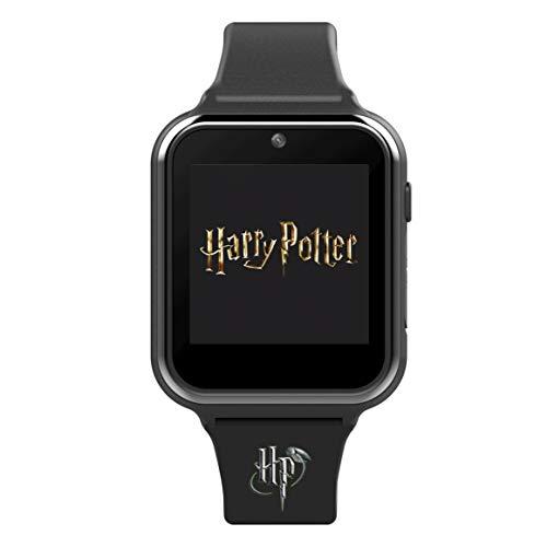 Harry Potter Reloj Digital para Niños de Cuarzo con Correa en Silicona HP4096ARG