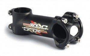 XLC sT-m05 a-head potence noir mat, ø 25 mm, 4, longueur 90 mm, angle de 35°