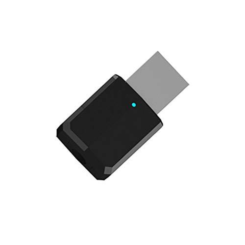 TV Computer Luidspreker Bluetooth-signaal Ontvanger Zender USB-stekker 3,5 mm Audiopoort Draadloze audio-adapter Converter