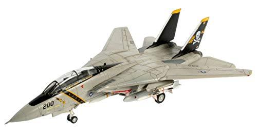 ドイツレベル 1/144 F-14A トムキャット ジョリーロジャース 04021 プラモデル