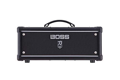 BOSS Katana Mkii Head Guitar Amplifier, Portable 100-Watt Guitar Amp Head with Powerful, Gig-Ready Sound, Five Unique Amp Characters And Ten Overall Tones
