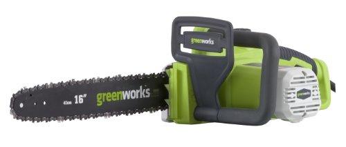Greenworks Tools 20027 Elektro-Kettensäge, 40 cm, 1800 W