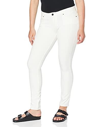 Seven7 Damen Cara Skinny Jeans, Weiß (Rinse Wt 002), 40 (Herstellergröße: 29/30)