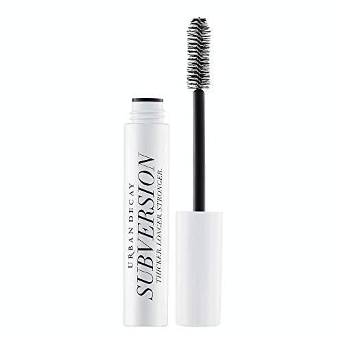Urban Decay Subversion Eyelash Primer, White - Creamy Mascara Primer - For Length & Volume - Conditioning & Protective Formula with Panthenol & Vitamin E