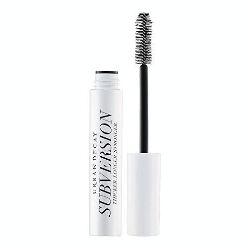 Urban Decay Subversion Eyelash Primer - Creamy Mascara Primer - For Length & Volume - Conditioning & Protective Formula with Panthenol & Vitamin E