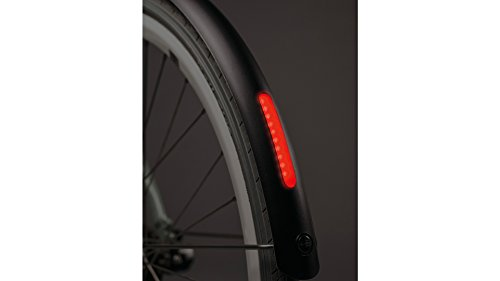 CURANA CLite Radschutzgarnitur 45 mm breit Black 2020 Schutzblech Set