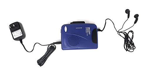 Portable Cassette Player with Po...