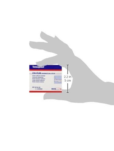 """Beiersdorf Tensoplast Elastic Bandage - Tan - 1 Roll - 2"""" X 5 Yards - 1 Roll"""