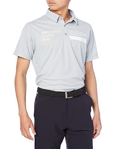 [スリクソン] 【21年春夏モデル】 半袖シャツ RGMRJA01 メンズ GY00(グレー) 3L