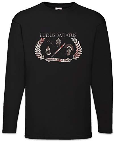 Urban Backwoods Ludus Batiatus Spartacus Long Sleeve T-Shirt De...