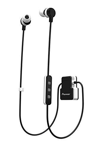 Pioneer SE-CL5BT-W - Auricular Deportivo (Bluetooth, micrófono Integrado) Color Blanco