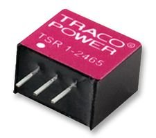 Best Price Square Converter, DC/DC, 5V, 1A, SIP TSR 1-2450 by TRACOPOWER