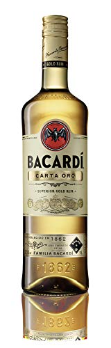 BACARDI Carta Oro Rum Golden (1 x 1 l)