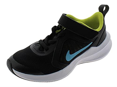 Nike Downshifter 10 (PSV), Zapatillas de Running Unisex niños, Negro, 28.5 EU